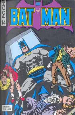 Batman Poche 14 - L homme qui allait a reculons