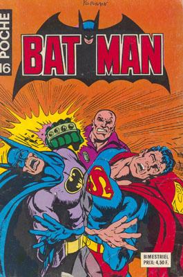 Batman Poche 16 - Le temoignage de Luthor