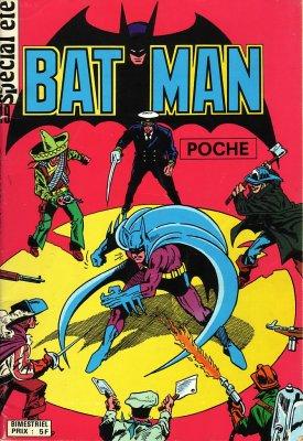 Batman Poche 19 - Le chapelier marse droit