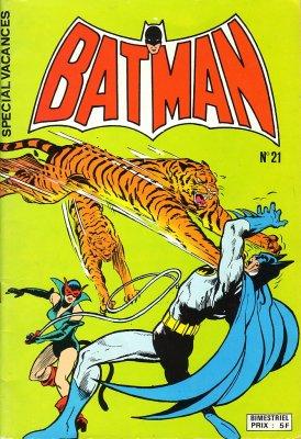 Batman Poche 21 - La septieme piece du puzzle