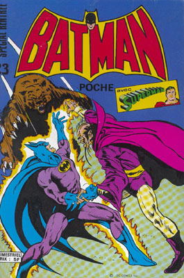 Batman Poche 23 - L etrange nuit de noel