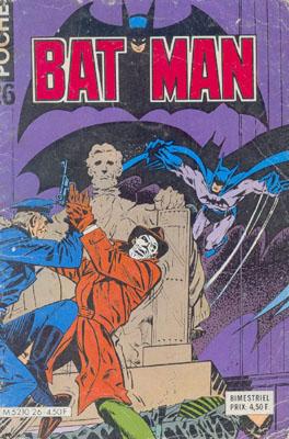 Batman Poche 26 - Couronnes pour un heros