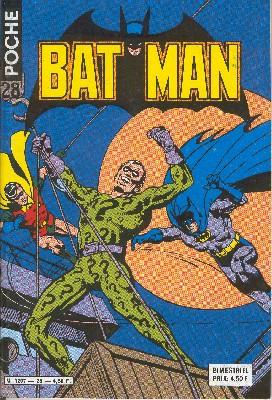 Batman Poche 28 - Le retour du sphinx