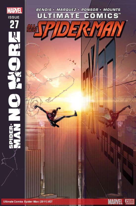 Ultimate Comics - Spider-Man 27 - Spider-Man No More: Part 5 of 6