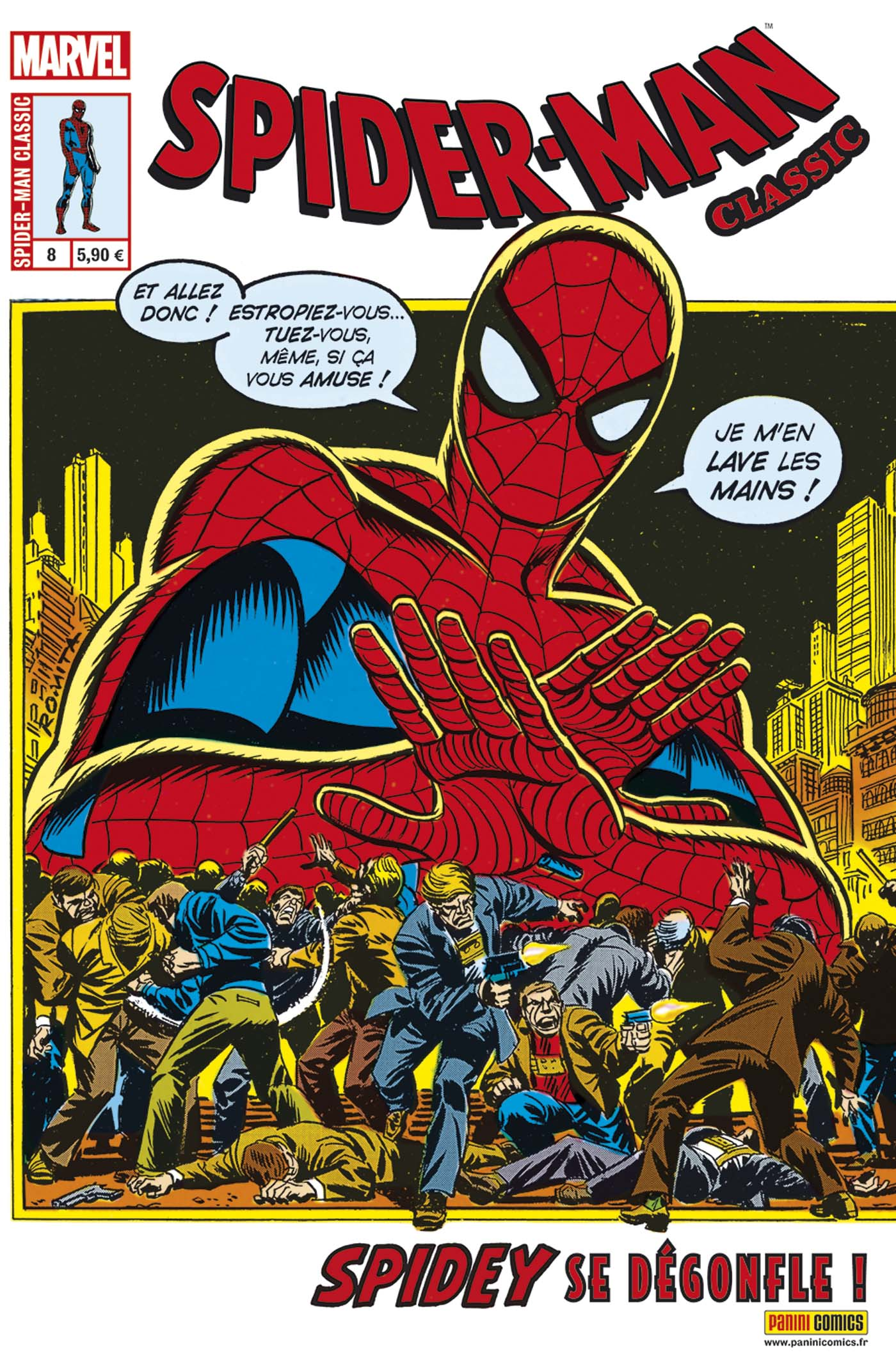 Spider-Man Classic 8