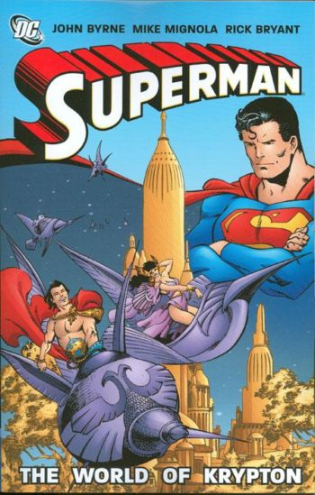 Superman - The World of Krypton 1 - The World of Krypton