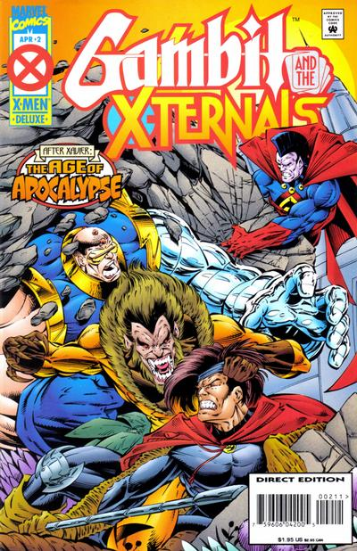 Gambit and the X-Ternals 2 - Where No External Has Gone Before!
