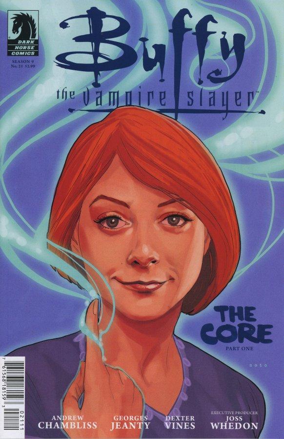 Buffy Contre les Vampires - Saison 9 21 - The Core Part One