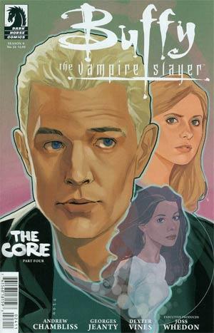 Buffy Contre les Vampires - Saison 9 24 - The Core Part Four