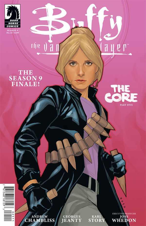 Buffy Contre les Vampires - Saison 9 25 - The Core Part Five