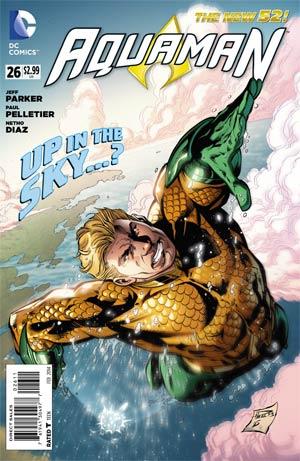 Aquaman 26 - Pressure