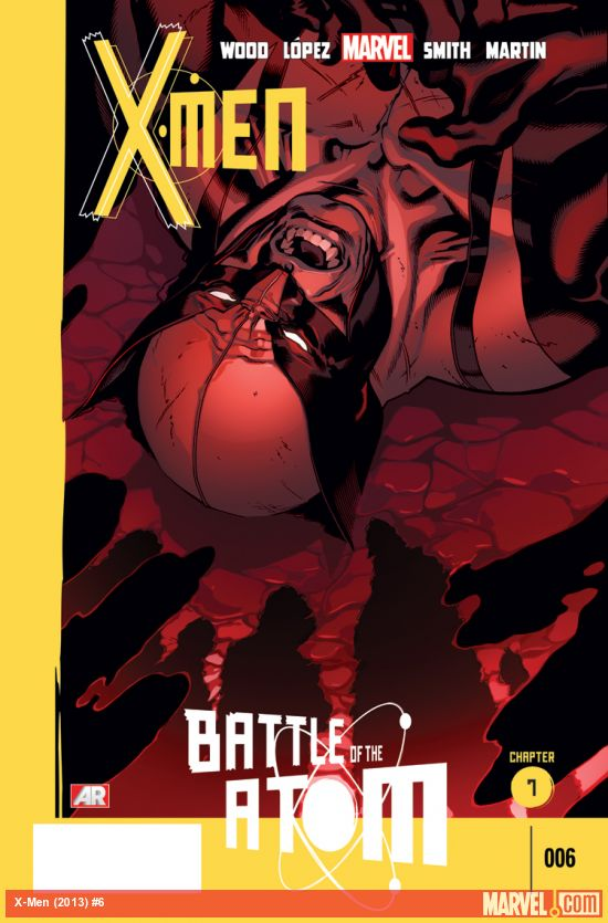X-Men 6 - Battle of the Atom, Chapter 7