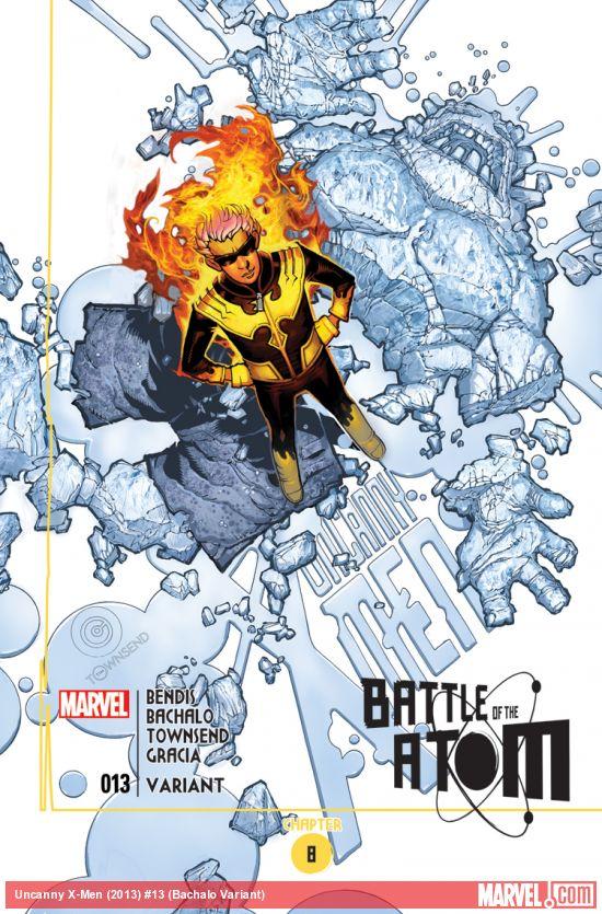 Uncanny X-Men 13
