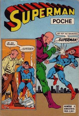 Superman Poche 6 - le luthor inconnu !