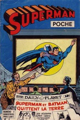 Superman Poche 7 - Superman poche N 7
