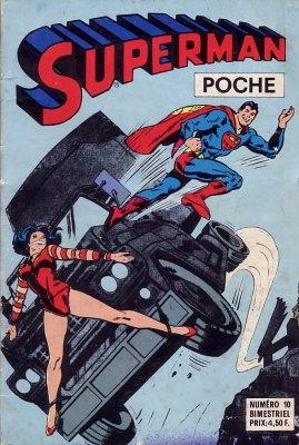 Superman Poche 10 - Superman poche N 10
