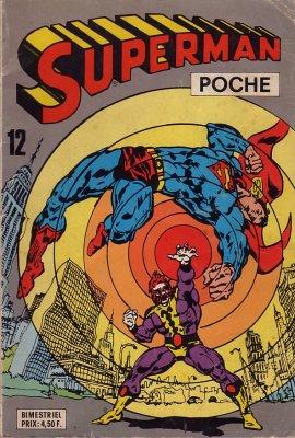 Superman Poche 12 - Superman poche N 12