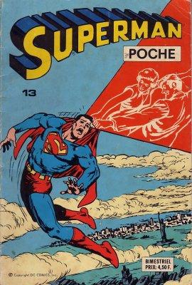Superman Poche 13 - Superman poche N 13