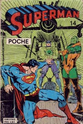 Superman Poche 14 - Superman poche N 14
