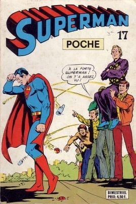 Superman Poche 17 - Protection de la planete, SARL