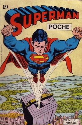Superman Poche 19 - Superman poche N 19