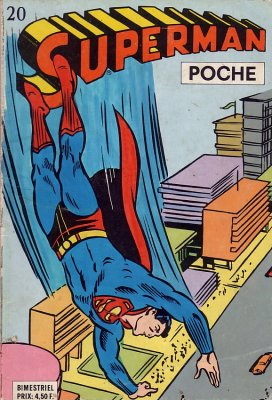 Superman Poche 20 - Superman poche 20