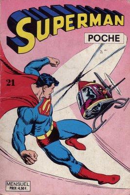 Superman Poche 21 - L'envouteur de Metropolis