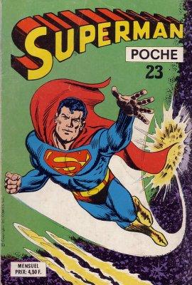Superman Poche 23 - Superman poche N 23