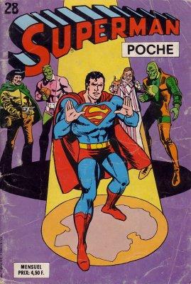 Superman Poche 28 - Coup de collier