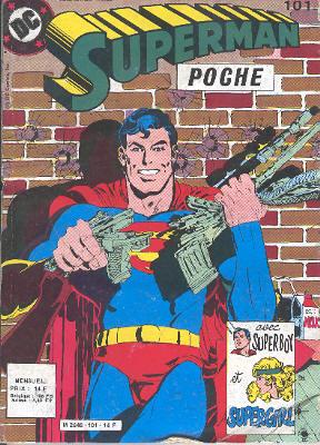 Superman Poche 101