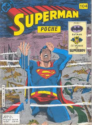 Superman Poche 104 - Le jour ou la terre mourut