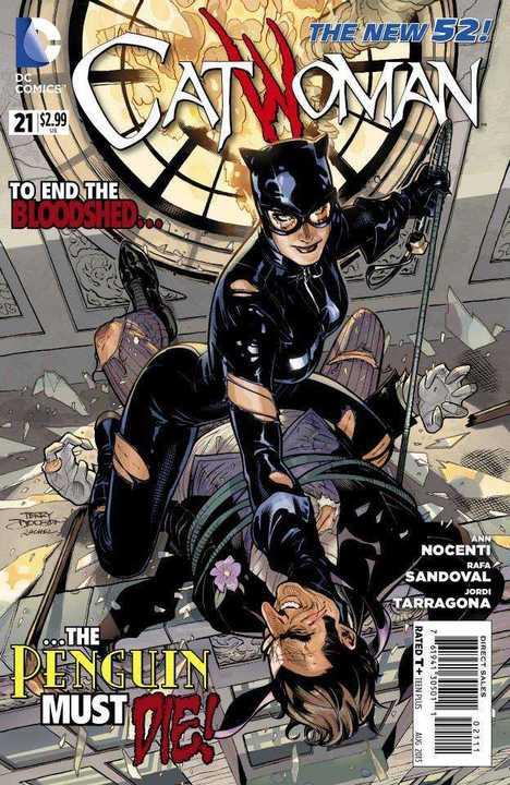 Catwoman 21 - Gang War