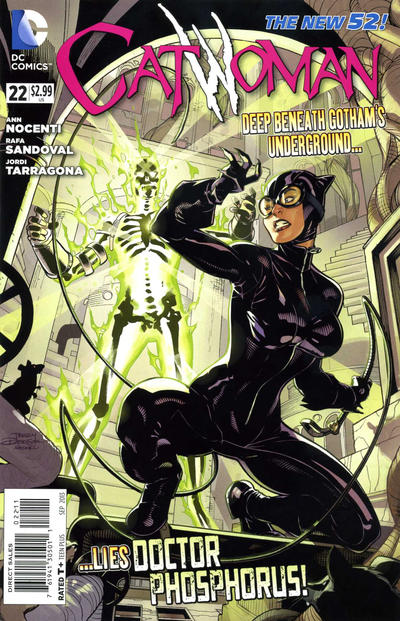 Catwoman 22 - Down Under