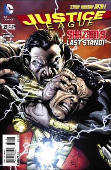 Justice League 21 - Shazam! Conclusion