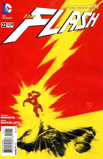 Flash 22 - Reverse Part 3