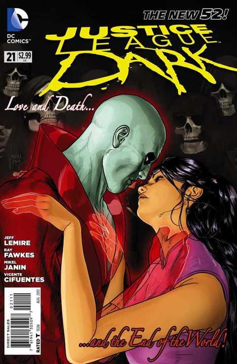 Justice League Dark 21 - Horror City Conclusion: Die Die Die My Darling!