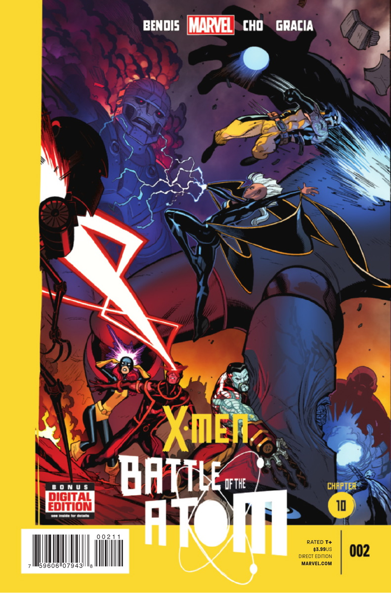 X-Men - Battle of The Atom 2 - Battle of the Atom, Chapter 10