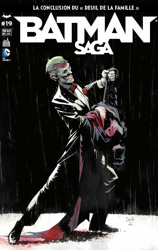 Batman Saga 19