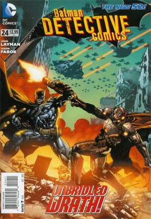 Batman - Detective Comics 24 - State of Shock