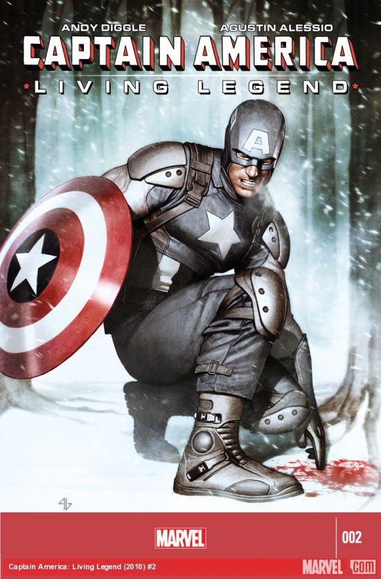 Captain America - La Légende Vivante 2