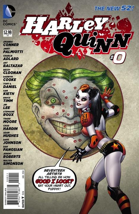 Harley Quinn 0 - Picky Sicky