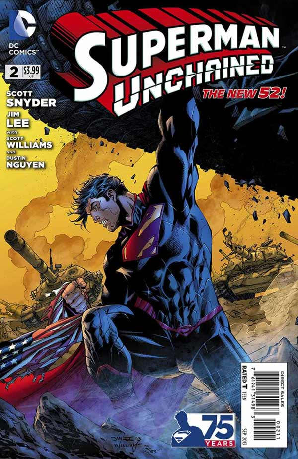 Superman Unchained 2 - The Fall
