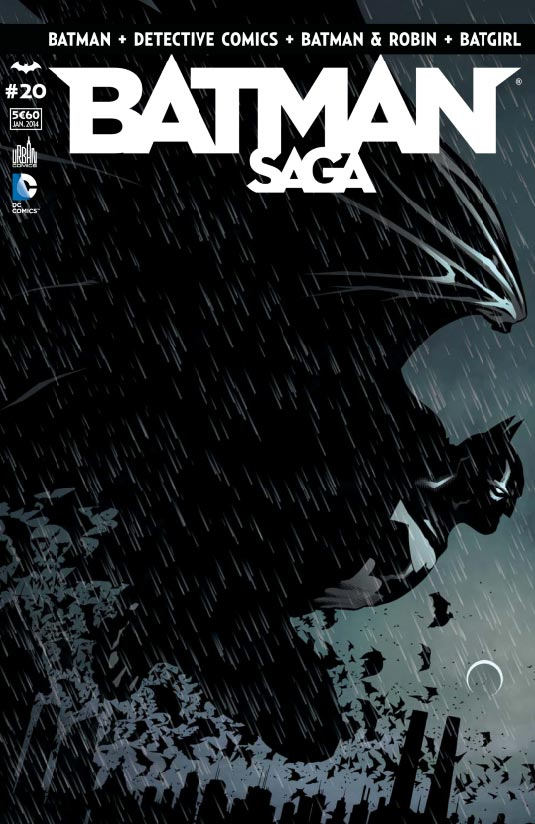 Batman Saga 20