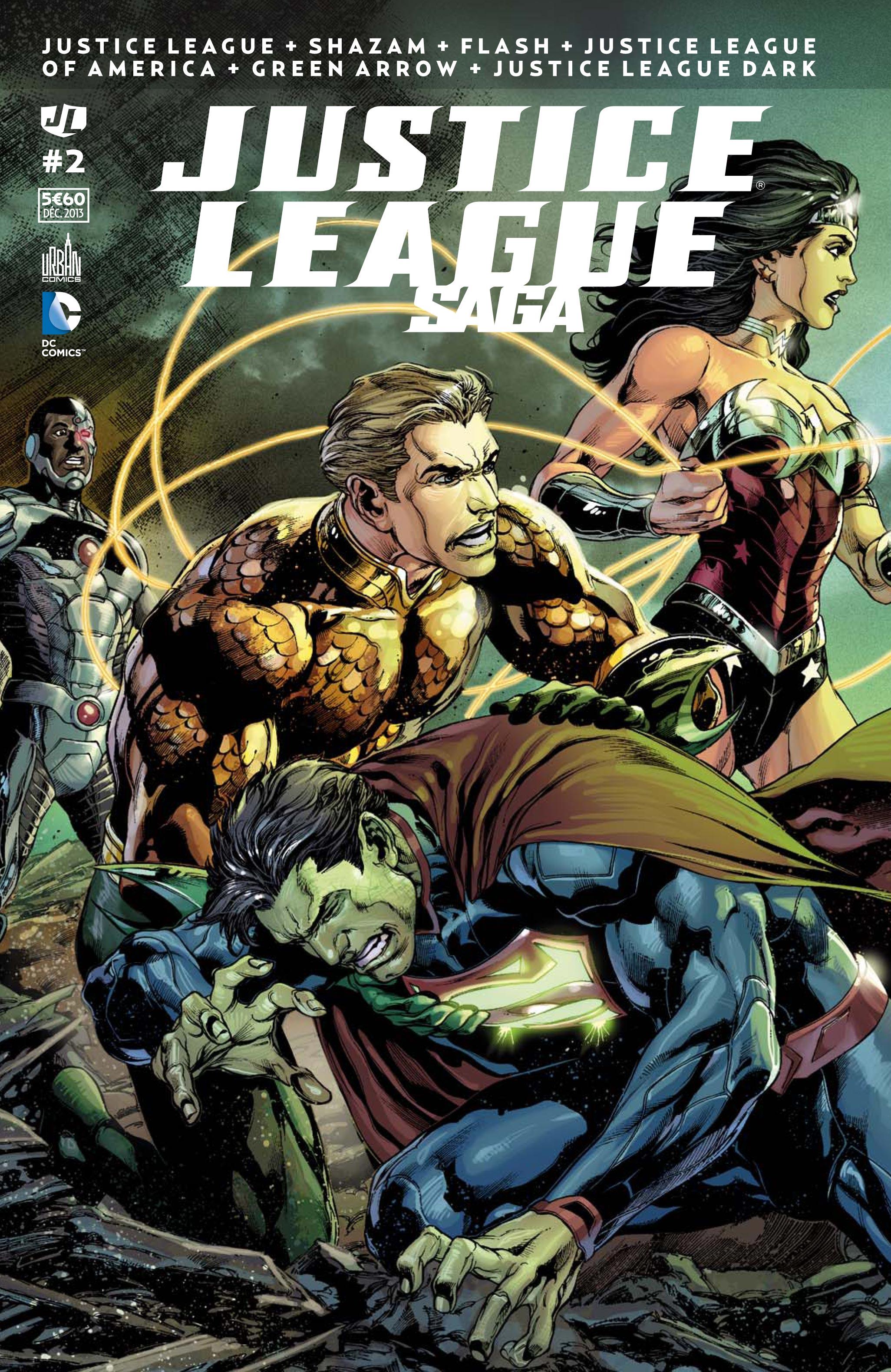 Justice League Saga 2