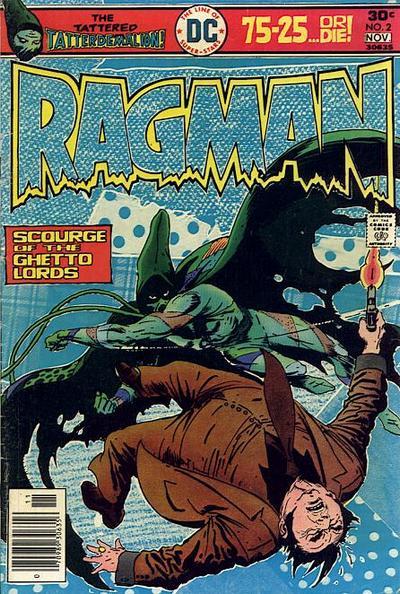 Ragman 2 - 75-25 or Die!