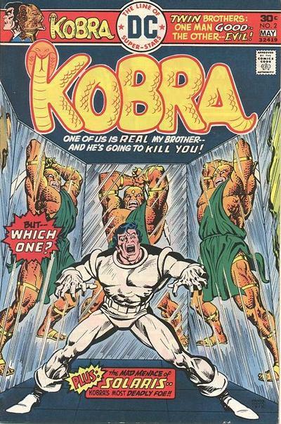 Kobra 2 - Code Name: Gemini!