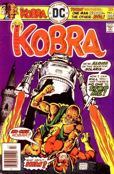 Kobra 3 - Vengeance in Ultraviolet
