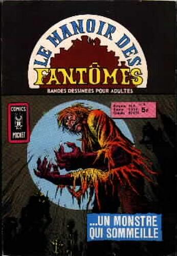 Le Manoir des Fantômes 8 - ...Un monstre qui sommeille