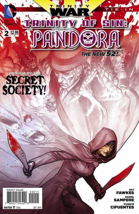 Trinity of sin - Pandora 2 - Drawing Blood