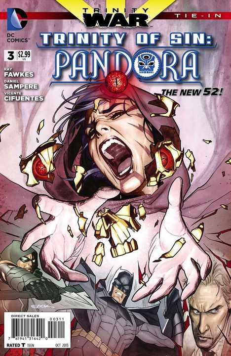 Trinity of sin - Pandora 3 - Kick the Flood